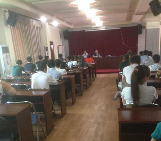 瓯宁司法所组织村(居)干部学习 - 瓯宁街道 - powered